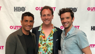 BRIGHT COLORS AND BOLD PATTERNS Premiers at OUTFEST