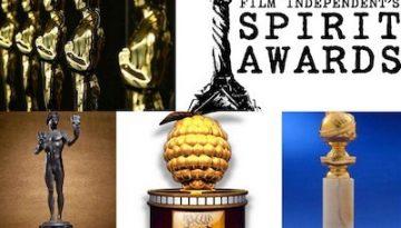 AWARDS SEASON TOP CONTENDERS: GOLDEN GLOBES, SAG, OSCARS