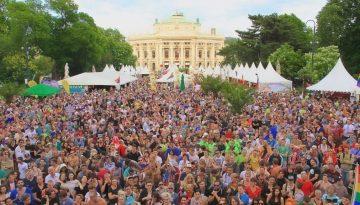EuroPride 2019: VIENNA, AUSTRIA CELEBRATES STONEWALL 50