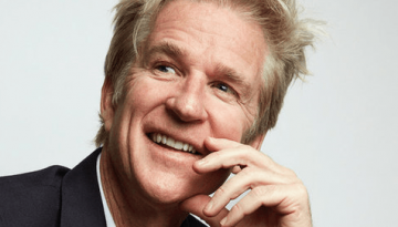 ACTOR MATTHEW MODINE ANNOUNCES HIS CANDIDACY FOR SAG-AFTRA PRESIDENT