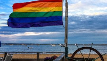 PROVINCETOWN: A POSTCARD OVER THE RAINBOW