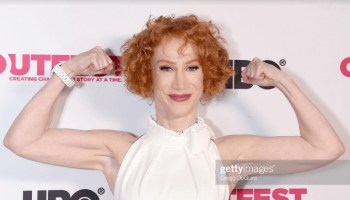 KATHY GRIFFIN TRIUMPHANTLY TURNED LEMONS INTO SWEET LEMONADE
