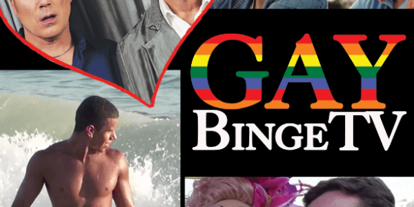 BINGE ON GayBingeTV, 24/7 LGBTQIA+ PROGRAMMING