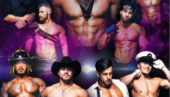 MOVE AWAY CHANNING TATUM, MAGIC MEN LIVE TAKES OVER HOLLYWOOD