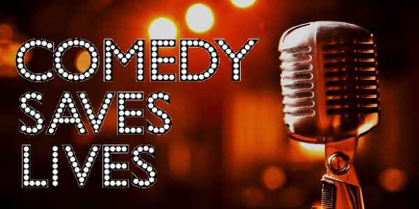 'COMEDY SAVES LIVES' SAVING VETERANS' LIVES IN A BIG WAY