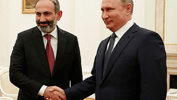 PASHINYAN'S DOUBLE-STANDARD IS A DANGEROUS TURN IN ARMENIA'S ONGOING 'HEADACHE'