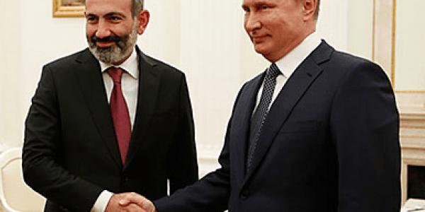 PASHINYAN'S DOUBLE-STANDARD IS A DANGEROUS TURN IN ARMENIA'S ONGOING 'HEADACHE'