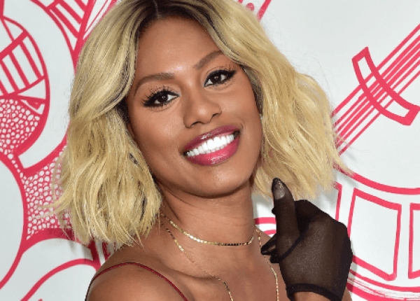 10 QUESTIONS with VIC: Featuring LAVERNE COX