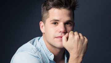 DESPERATE HOUSEWIVES' CHARLIE CARVER TO HOST COLORS' 'AUTUMN SOIREE'