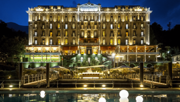 SoCal FOODIES ROLL OUT THE CARPET FOR CELEBRITY CHEF FROM LAKE COMO'S GRAND HOTEL TREMEZZO