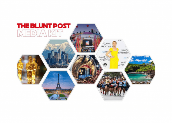 The Blunt Post MEDIA KIT