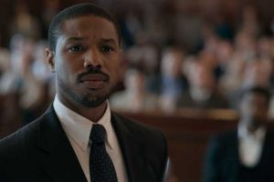 JUST MERCY IS A SOLID LEGAL DRAMA ELEVATED BY COMPELLING PERFORMANCES