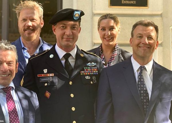 VICTORY: FEDERAL COURT UPHOLDS INJUNCTION PREVENTING DISCHARGE OF HIV POSITIVE AIRMEN