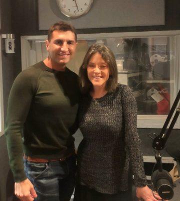 Vic Gerami and Marianne Williamson