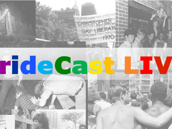 PrideCast LIVE