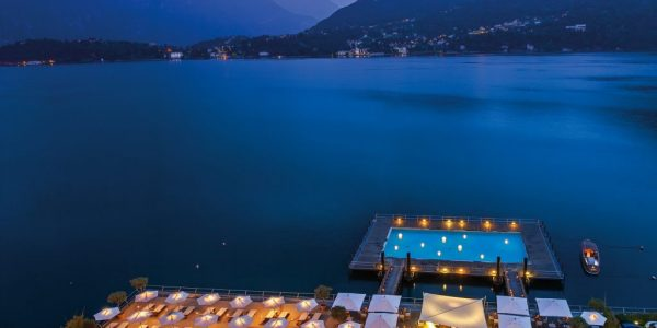 Spectacular 5-Star The Grand Hotel Tremezzo In Lake Como Italy Reopens