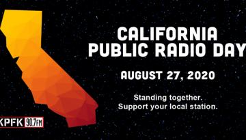 KPFK CA Public Radio Day The Blunt Post