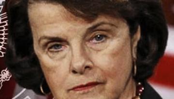 Senator Dianne Feinstein The Blunt Post