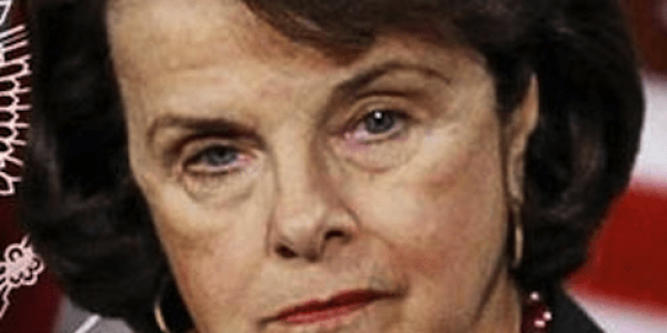Senator Dianne Feinstein The Blunt Post