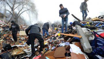 Croatia Earthquake The Blunt Post
