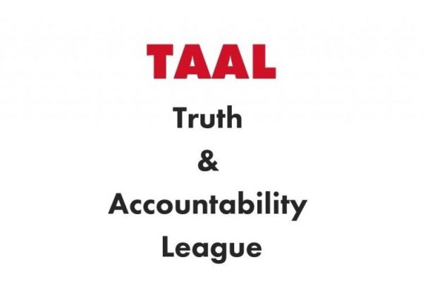 Truth And Accountability League