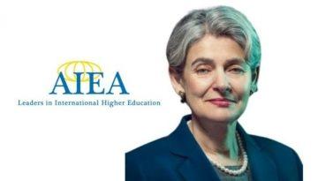 Irina Bokova AIEA