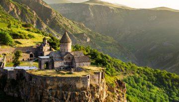 Tatev Monastery Armenia The Blunt Post