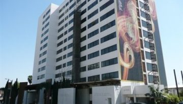 Mondrian Hotel West Hollywood The Blunt Post