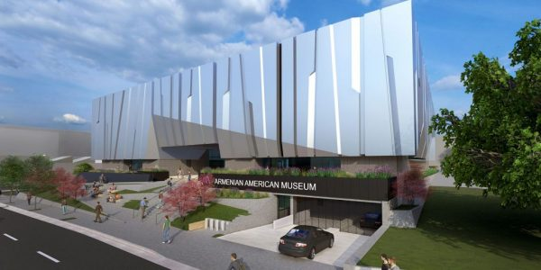 Armenian American Museum Glendale The Blunt Post Vic Gerami