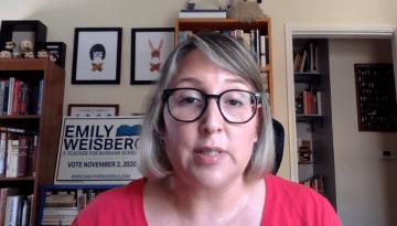 Emily Weisberg Burbank Democratic Club The Blunt Post